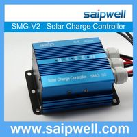 Saipwell Brand 2013 new pwm solar panel charge controller 12v 10a