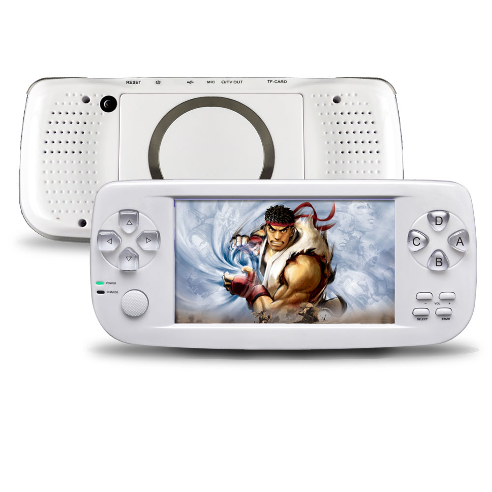2013 newest Multi-Function PAP-KIII music tv 3D game player
