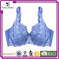 new design Perfectly Fit WithLace Padded U/W Bra young girls sex bra