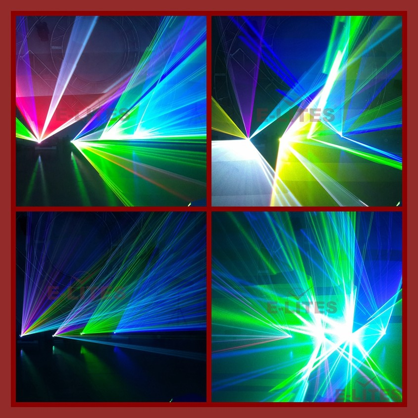 clear imagine light,night light display fixtures /rgb laser