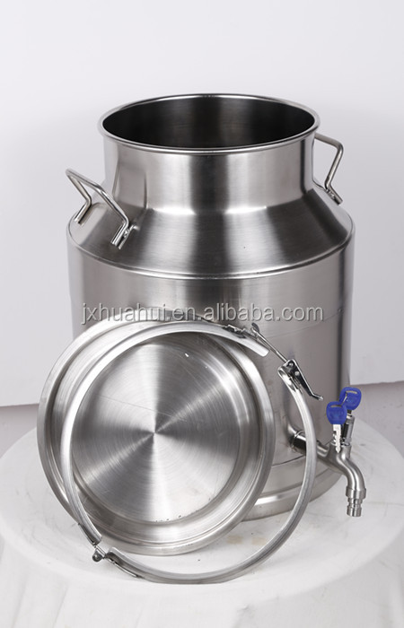 stainless steel barrel with tap