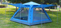 China manufacturer 3-4 person camping tent importer