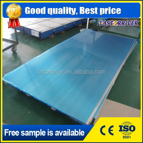 cost price 6063 t6 aluminum sheet 6060 6061 t651