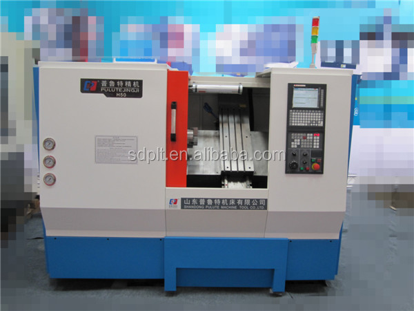 TCK500 Inclined bed, linear guide lathes for sale