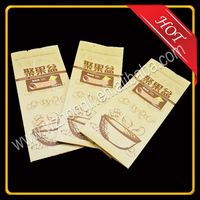 customized kraft paper bag for food packaging