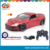 1:12 Scale 4 functions car rechargeable rc hyundai car remote control high speed car in window box with certificate china toy
