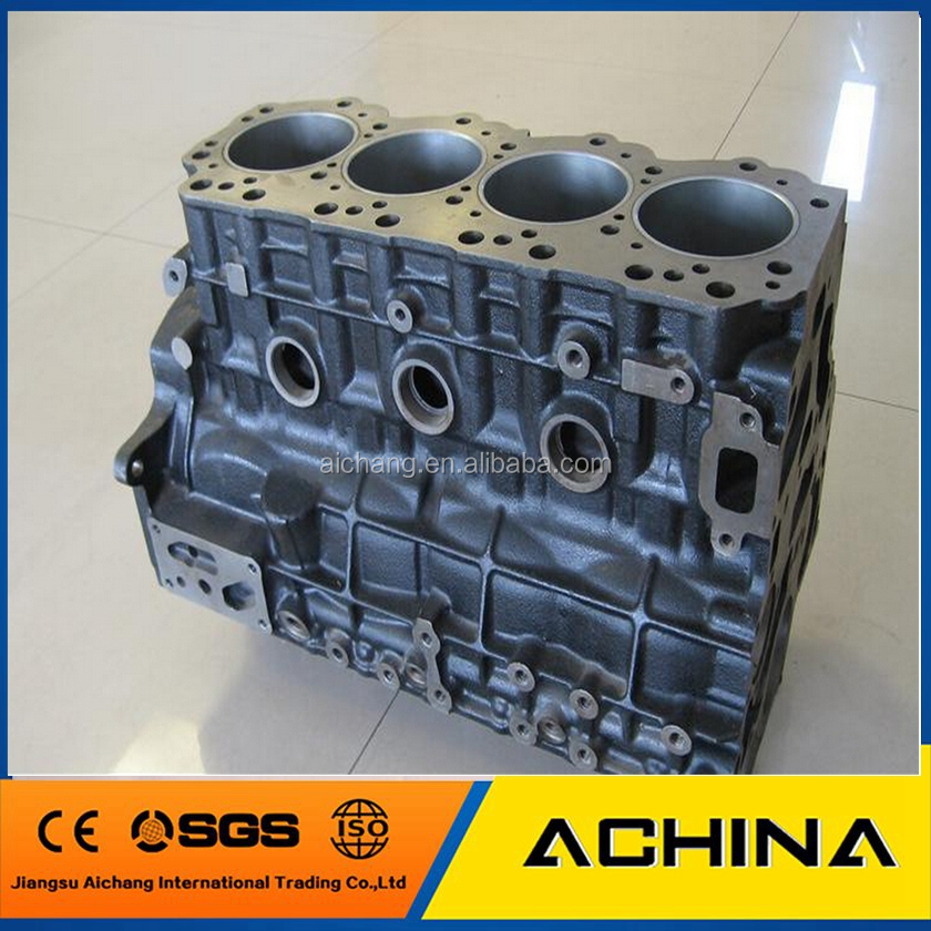for sale motor Engine Part cylinder block 6BTA5.9,6D95,6D114,S6K,perfect service