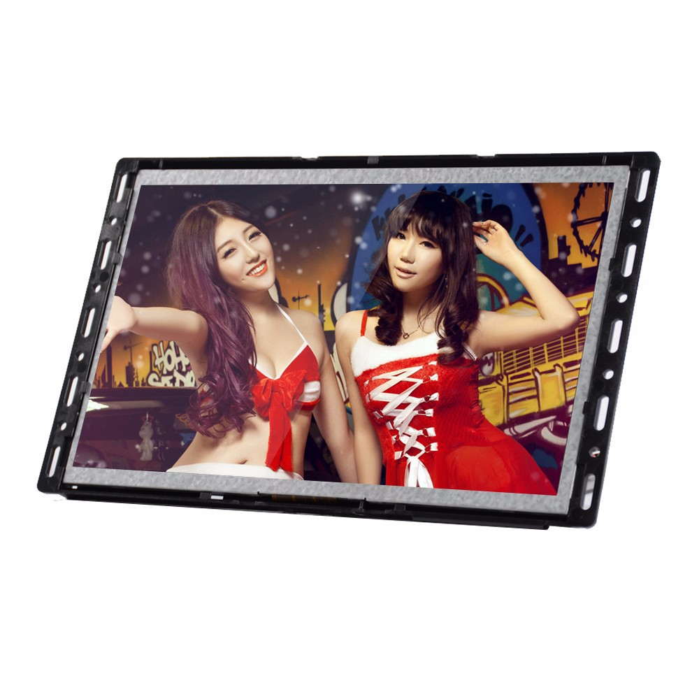 Battery operated digital photo frame 7 inch open frame lcd display