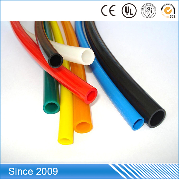 Flexible customized accepted 5mm silicone tubing for coffee maker 8mm