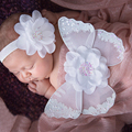 Baby Angel Butterfly Wings Photo Prop Girls Hair Accessories
