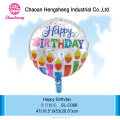 "2017 hot new products 18"" foil balloons birthday party decorations"