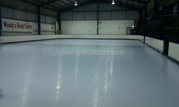 Indoor Interlocking Roller Skating Floor