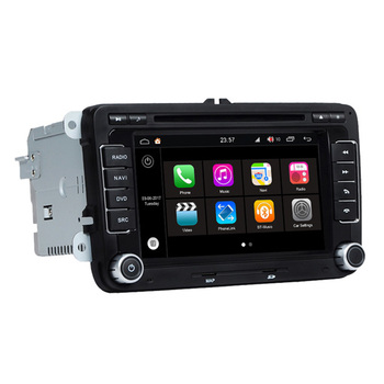 Hifimax Android 7.1 car radio for vw golf MK5 2005-2008 multimedia dvd player dvd navigation