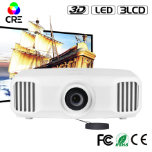 Best 2K 3d android 5.1 home theater native 1920x1080 full hd 3d led android projector 1080p deals