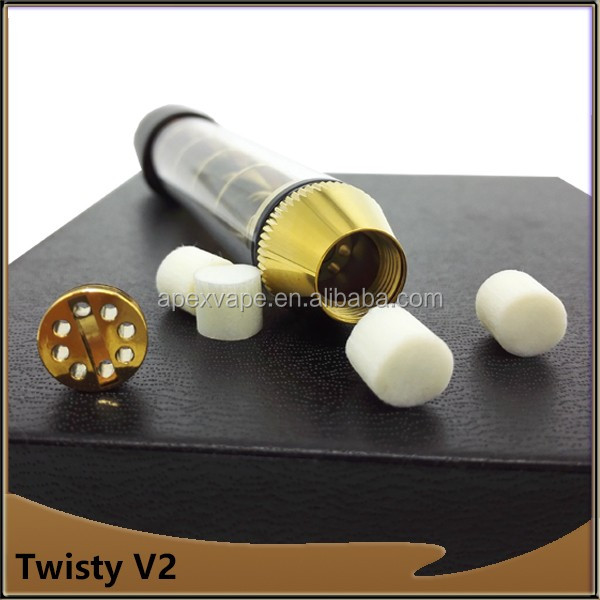 Twist glass blunt smoking pipes is the best vape pens and Portable Vaporizers on the Market