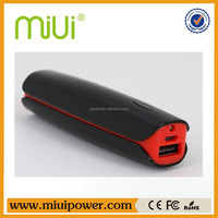 Hot sexy move 2200mAh Power Bank for Mobile Phone With LED Flashlight