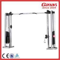 MT-6032 Ganas Body Building Fitness Equipment Cable Crossover For Commercial