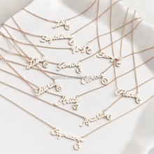 Newest Horoscope <strong>Necklace</strong> Design Women Girls Name <strong>Necklace</strong> Zodiac Sign <strong>Necklace</strong> Stainless Steel Jewelry