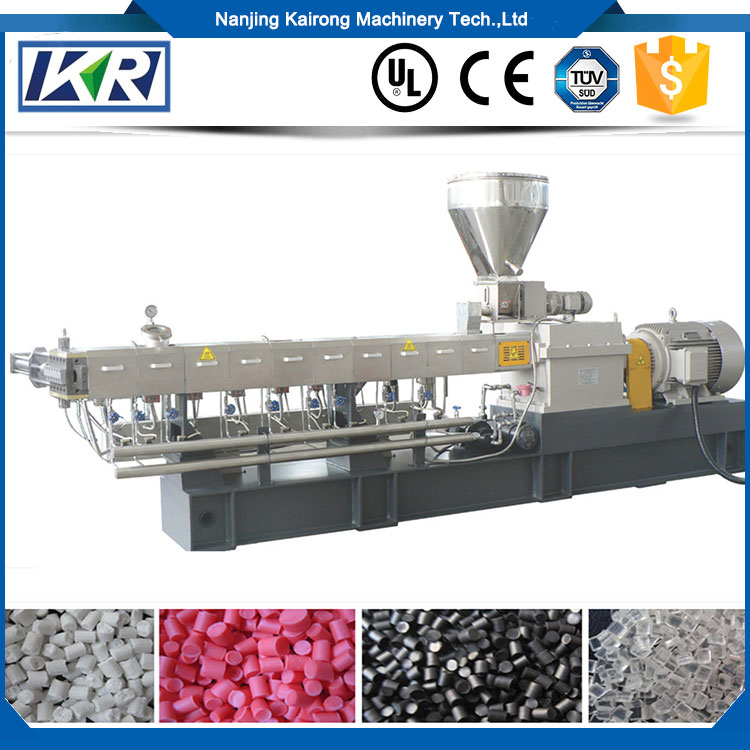 HDPE LDPE film blowing machine blown film extrusion machine/Extruder parallel twin screw barrel for PVC pelletizing