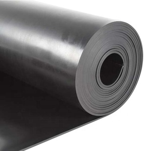 Fire-resistant 4-12mpa Neoprene CR rubber sheet for Electronics