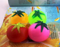 Hot Selling High Quality Colorful Tomato Splat Ball Toy
