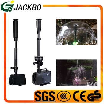 High Efficiency Fountain Water Pump For Garden