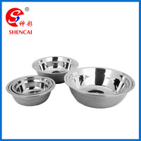 Kitchen Stainless Steel Soup Bowl/ Soup Basin