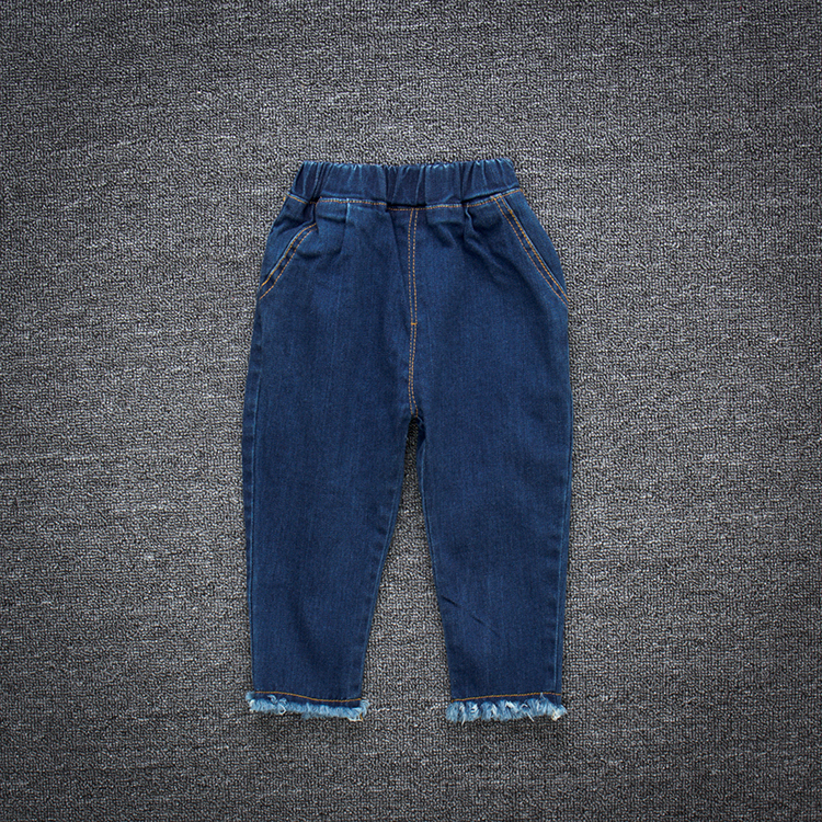 0~5 Years Children Age and Unisex Gender Demin Kids Jeans