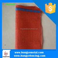Onion Net Mesh Bags With Brand Label Logo