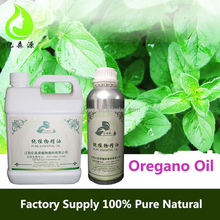 100% Pure Natural Oregano Oil Wholesale Bulk Price Essential Oil Also as Raw Material for Animal Feed