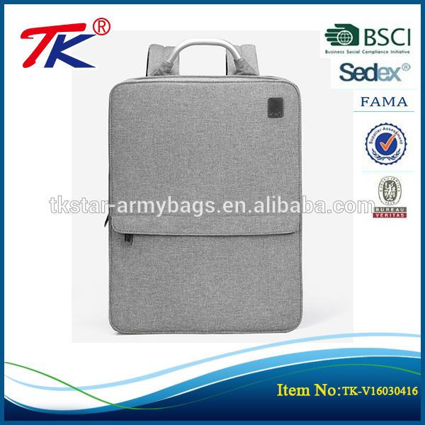 New design high school students classic casual backpack for laptop