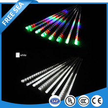 Happy New Year 2017 Fascinating Lighting Decoration LED Falling Star Tubes