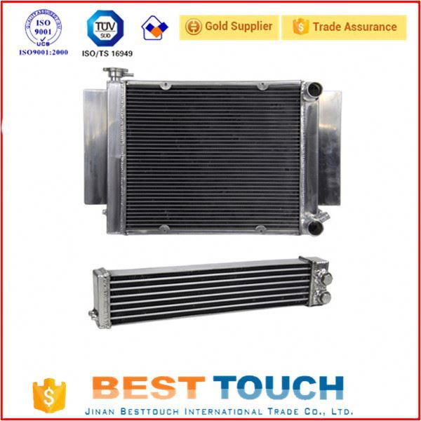 Motorcycle car radiator suppliers for BUICK REGAL