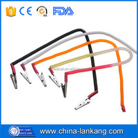 Wholesale Widely Used Colorful Dental Clip Chain / dental clips for bibs