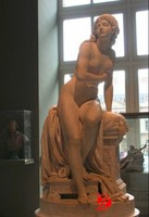life size marble beautiful nude woman statue