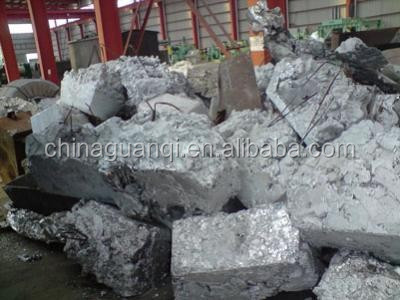 zinc dross 95% from top factory