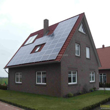 2014 hot sale new design 6KW solar energy home system