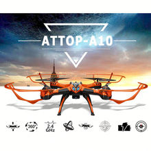 A10 2017 Hot sell 2.4G 4ch model aircraft from china