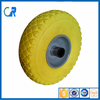 China factory 4.80/4.00-8 solid PU wheel