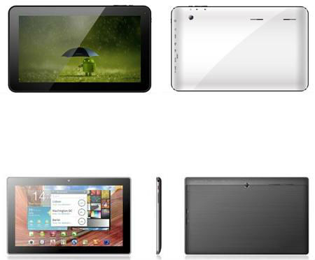 10.1 Inch Dual Core Tablet MID & Tablet PC