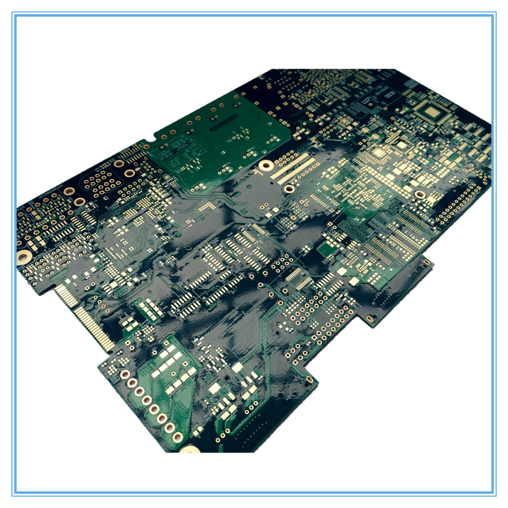 1 - 30 layer board printe sample plates flex solder mask ink pcb