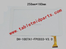 Tablet Replacement 10.1 inch touch panle digitizer DH-1007A1-FPC033-V3.0.0