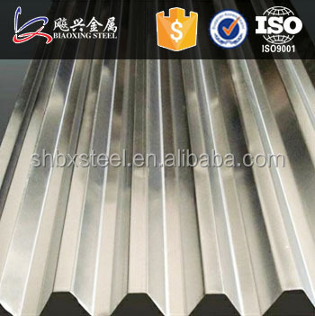 Chinese Supplier 2015 New Products Galvanized Roofing Material