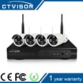 Alibaba best seller cheap price 4ch wireless nvr kit 960p for home security systems