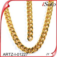Latest gold chain designs jewelry factory new gold chain design for men