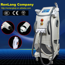 Competitive price professional shr ipl laser rf hair removal machine for sale beauty equipment&machine