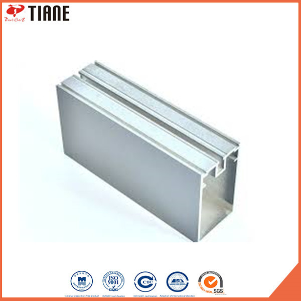 Good price of Aluminum Extrusion Profile Frame Curtain Wall China National Standard