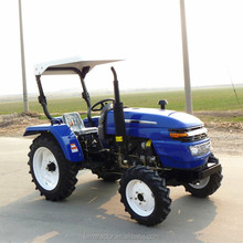 Any color high quality and good price professional four wheel pto small tractor