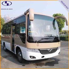 2017 New Arrival 6m 24 Seats Like shaolin Coaster Mini Bus