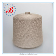 On Cone Wholesale China Suppliers Yarn For Machine Knitting Weaving Hemp Cotton Blend Yarn Customized